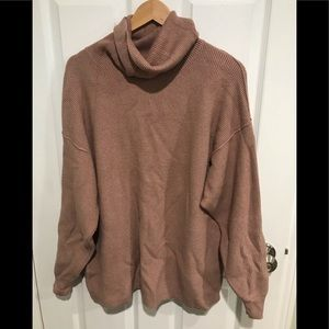 Free people turtle neck